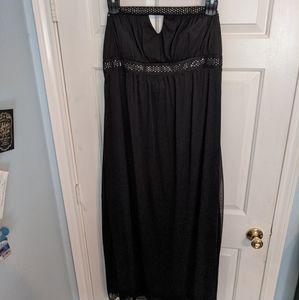 Torrid Black Formal Maxi Dress 2 2X